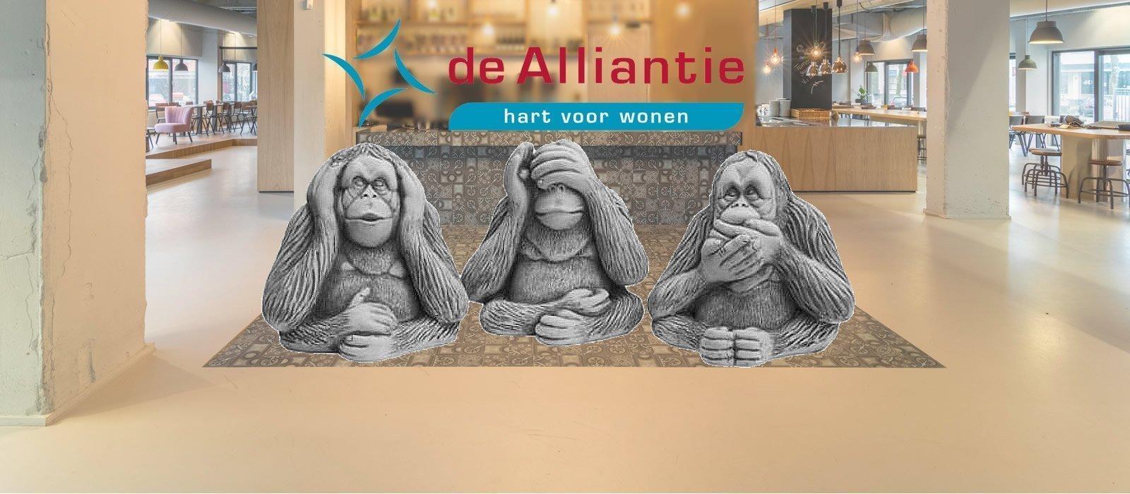 Alliantie weigert uitnodiging bewoners